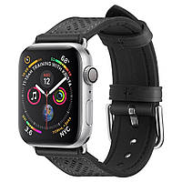 Ремешок Spigen для Apple Watch Series 5/4/3/2/1 44/42 mm Retro Fit, Black (062MP25079), фото 1