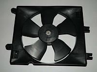 Вентилятор кондиционера в сборе дополнительный Лачетти КАР Корея