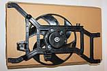 Вентилятор охолодження Логан 1,4-1,6, Largus без конд з 2008 р grog Корея, фото 2