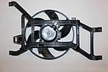 Вентилятор охолодження Логан 1,4-1,6, Largus без конд з 2008 р grog Корея, фото 3