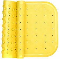 Антискользящий коврик для ванной KinderenOK, XL, желтый, 071113/01