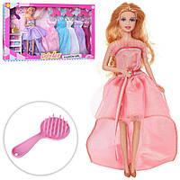 Кукла с нарядом DEFA 29см, 8446-BF