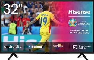 """Телевизор 32"""" Hisense SMART 32B6700HA"""