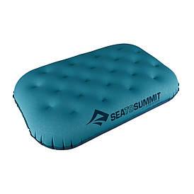 Надувна подушка Sea To Summit Aeros Ultralight Pillow Deluxe Aqua