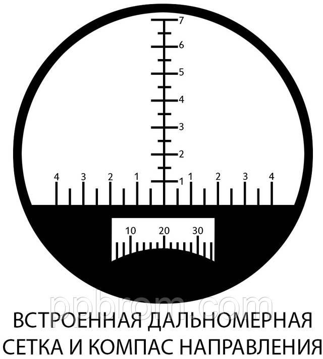 бинокльSIGETA Admiral 7x50 Black