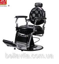 Чоловіче перукарське крісло RETRO