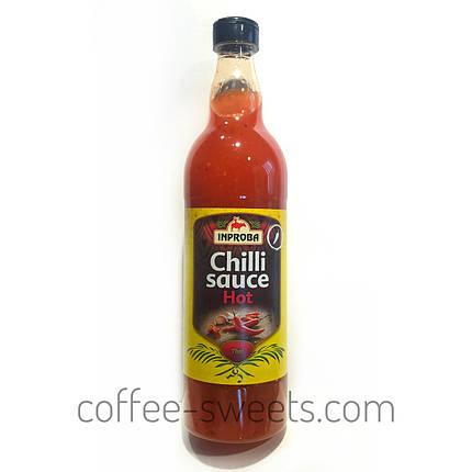 Соус сладкий чили Inproba  Chilli Sauce Hot 700 ml, фото 2