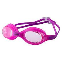 Очки детские Speedo для плавания, цвета разноцветные, фото 2