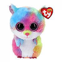 Мягкая игрушка TY Beanie Boo's Хомяк, 15 см, 36214