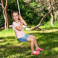 Тарзанка – весёлое и безопасное развлечение для ребёнка (пополнение ассортимента)