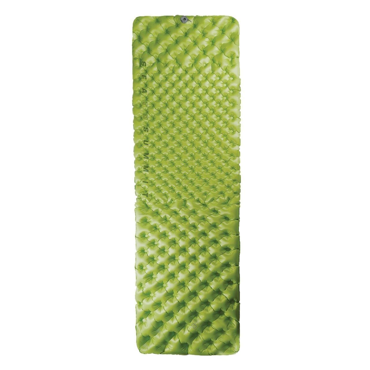 Надувний килимок Sea To Summit Air Sprung Comfort Light Insulated Mat 2020 Green Regular Rectangular