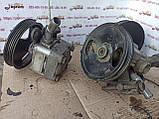 Насос гидроусилителя руля Nissan Primera P12 2002 - 2008г.в. 1.6 1.8 бензин , фото 3