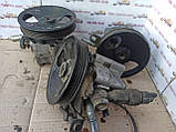 Насос гидроусилителя руля Nissan Primera P12 2002 - 2008г.в. 1.6 1.8 бензин , фото 5