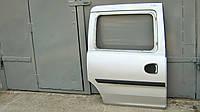 Дверь боковая задняя правая Опель Комбо 2005 пассажирский