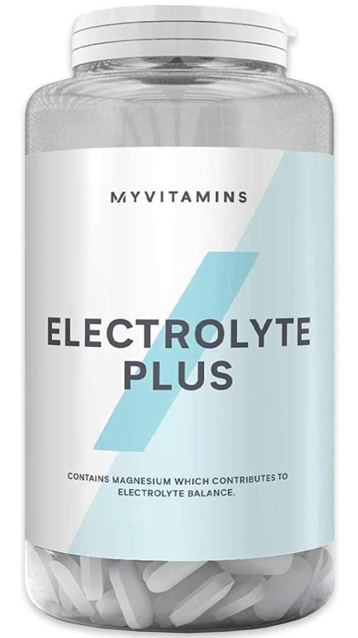 Электролиты Myprotein - Electrolyte Plus (180 таблеток)