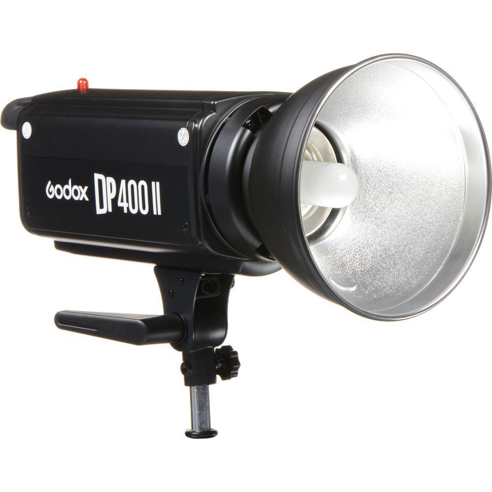 Профессиональная студийная вспышка Godox DP400II (DP400II)