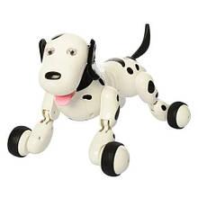 Дитячий інтерактивний робот собака з пультом управління Долматинец