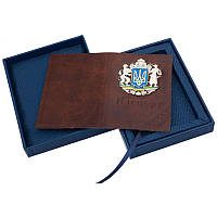Обкладинка на паспорт герб Україна