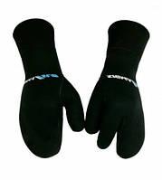 Варежки рукавицы для подводной охоты Sigma Sub 5 мм (двупалая + трёхпалая)