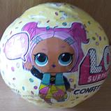 Кукла Лол Vacay Babay L. O. L. Confetti Pop, фото 5