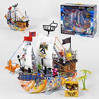 """Пиратский набор для мальчиков """"Корабль"""" 50838 КВ/КА"""