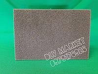 Листы из нетканного абразивного материала NPA400 152*229 коричневый (грубый)
