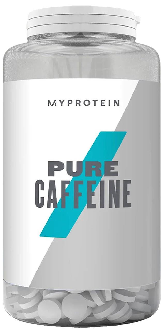 Кофеин Myprotein - Pure Caffeine 200 мг (100 таблеток)