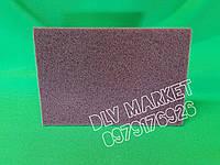 Листы из нетканного абразивного материала NPA400 152*229 бордовый (очень деликатный)