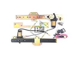 Стеклоподъемники ВАЗ 2101, 2106, 2121 электрические реечные Форвард на передние двери (комплект)