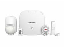 Комплект беспроводной сигнализации Hikvision DS-PWA32-NKGT с брелоком и картой (LAN, Wi-Fi, GPRS)