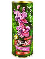 Набор для творчества Бисерный Цветок Орхидея из бисера квітка з бісеру цветочек, ДАНКО ТОЙС, 012003