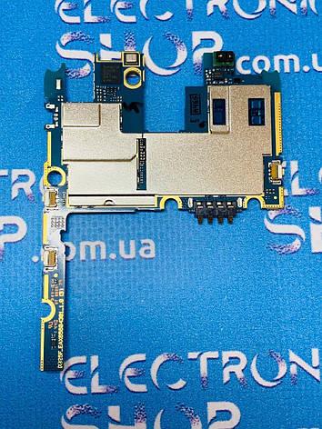 Плата нерабочая LG D285 / D280 L65  оригинал б.у., фото 2