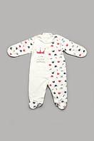 Комбінезон з довгим рукавом для немовляти