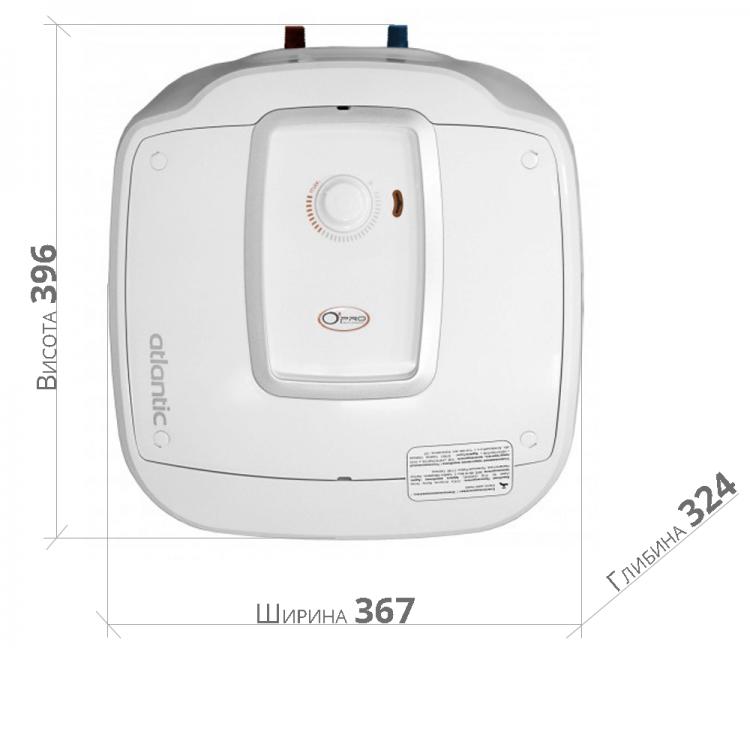 Бойлер электрический Atlantic Ondeo+ SWH 15U M-3 2000W (под мойкой)