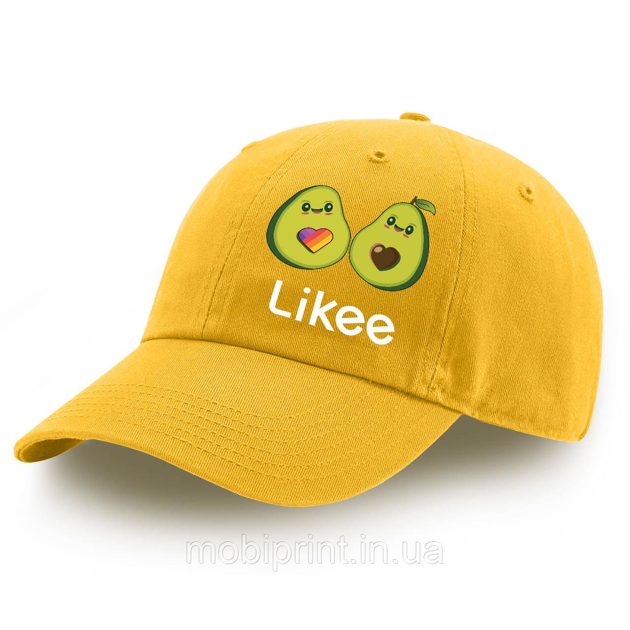 Кепка детская Лайк Авокадо (Likee Avocado) 100% Хлопок (9273-1031)