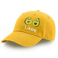 Кепка детская Лайк Авокадо (Likee Avocado) 100% Хлопок (9273-1031), фото 1