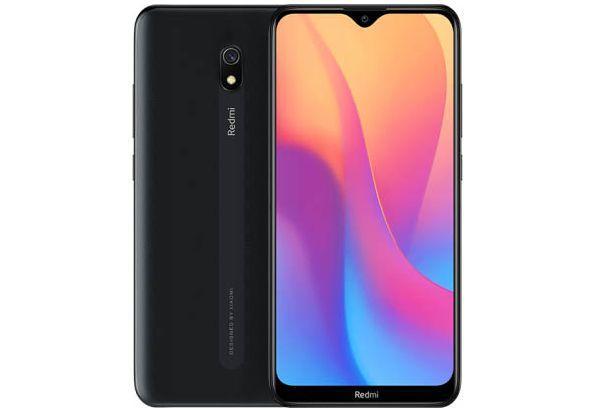 """Смартфон Xiaomi Redmi 8A 3/32Gb телефон с мощной батареей с быстрой зарядкой и большим экраном 6,22"""" черный"""