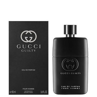 Гуччі новий чоловічий аромат 2020 GUCCI Guilty Pour Homme 90ml парфумована вода деревне пряний аромат