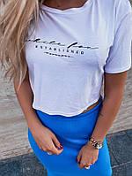 Комплект футболка с юбкой