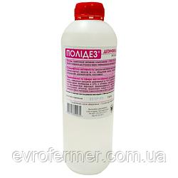 Бесхлорное дезинфицирующее средство Полидез-А, 1 л