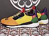Мужские кроссовки Pharrell Williams x Adidas Solar Hu Glide Multicolor BB8042, фото 6