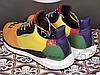 Мужские кроссовки Pharrell Williams x Adidas Solar Hu Glide Multicolor BB8042, фото 4