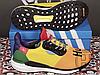 Мужские кроссовки Pharrell Williams x Adidas Solar Hu Glide Multicolor BB8042, фото 3