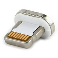 Адаптер Коннектор Наконечник на магнитный кабель зарядки Lightning iPhone Apple