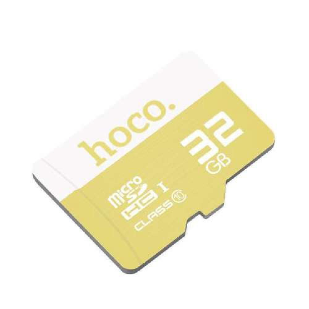 Карта памяти MicroSD для смарфона и планшета Hoco 32GB Class 10 10 мб/с