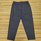 Бриджи женские серые 3/4 ALGI tekstil (в ростовке размеры: 46-48-50-52),20013875, фото 5