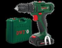 Аккумуляторный шуруповерт DWT ABS-14,4 Bli-2 BMC [5663-15]