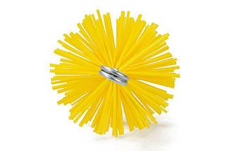Щетка (ерш) пластиковая для чистки дымохода Savent 110 мм, фото 3