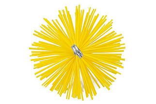 Щітка (йорж) пластикова для чищення димоходу Savent 160 мм, фото 2