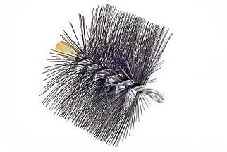 Щетка (ерш) металлическая для чистки дымохода Savent 160 мм, фото 2